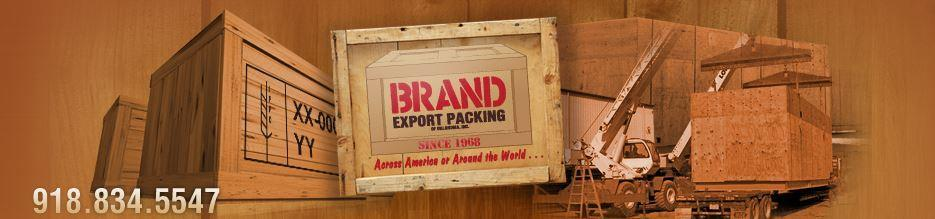 Brand Export Packing Of Oklahoma Inc image 0