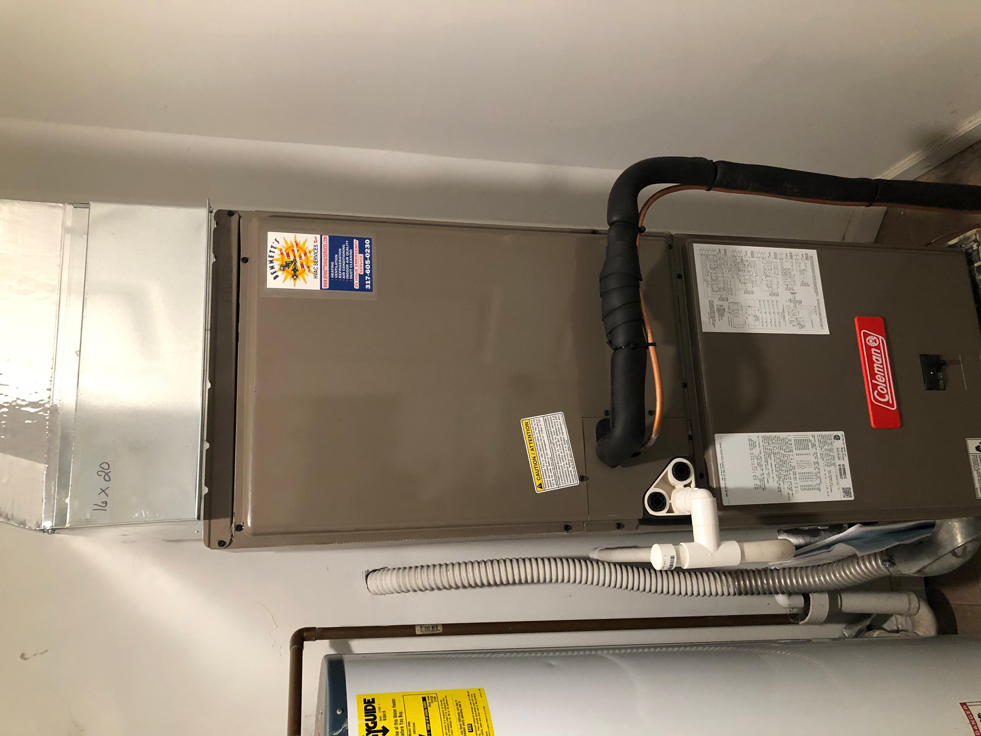 Bennetts HVAC Services image 6