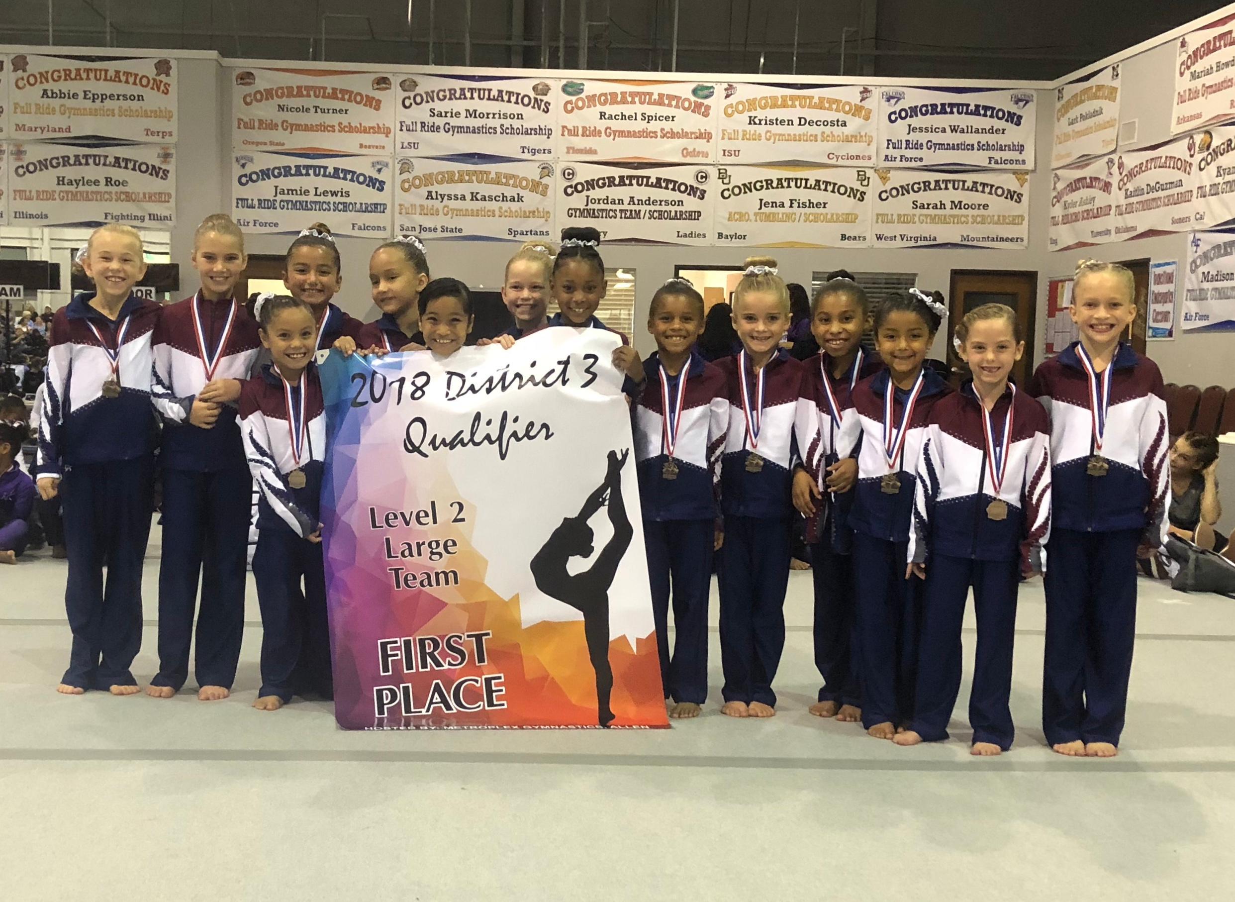 Texas East Gymnastics image 5