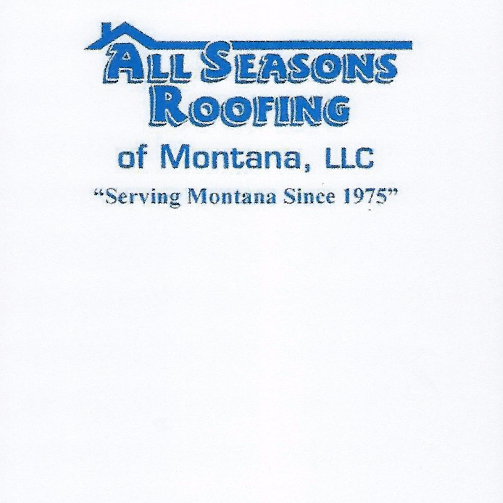 All Seasons Roofing