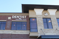 Dental Clinic Entrance