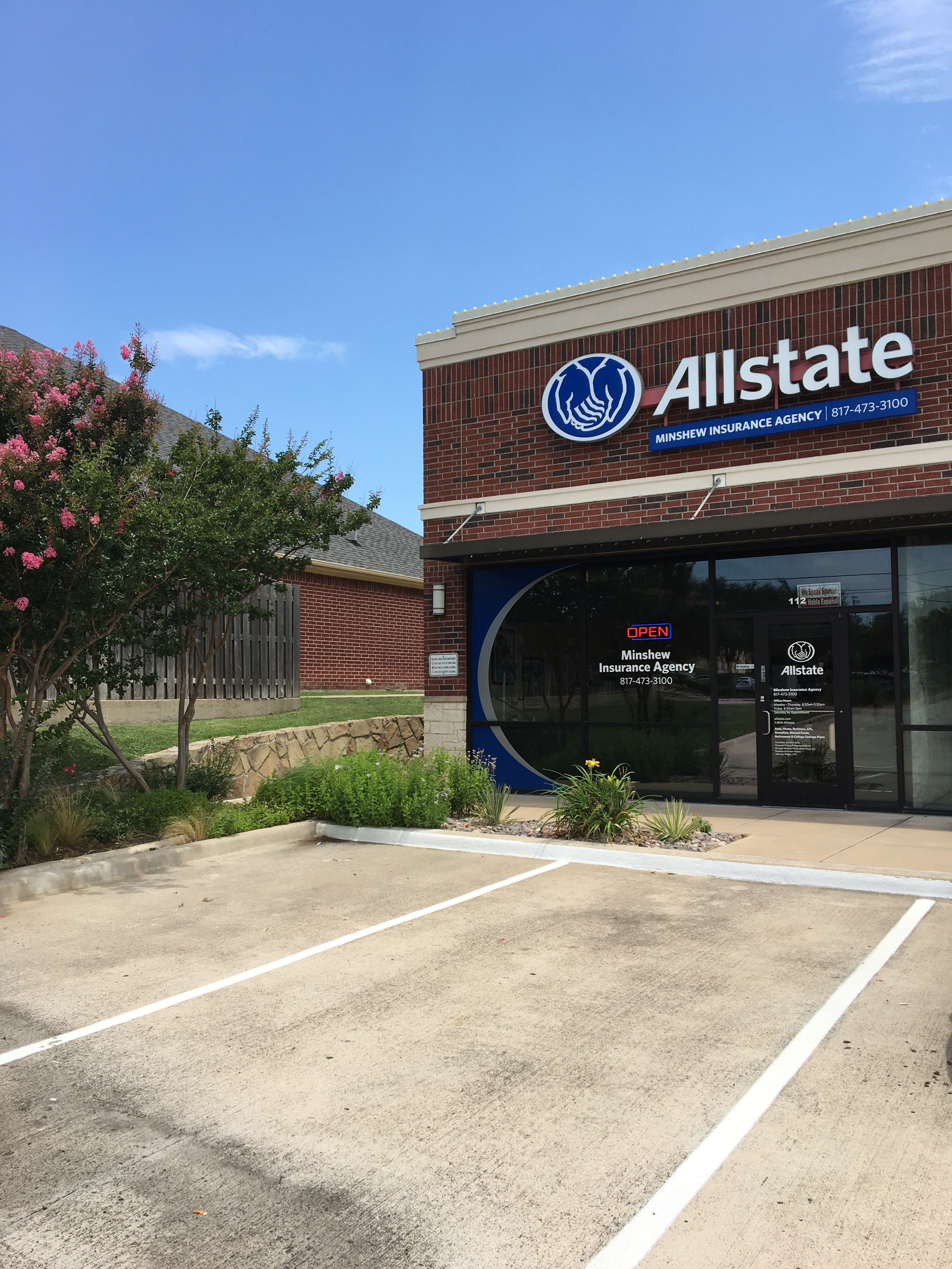 James Minshew: Allstate Insurance image 0