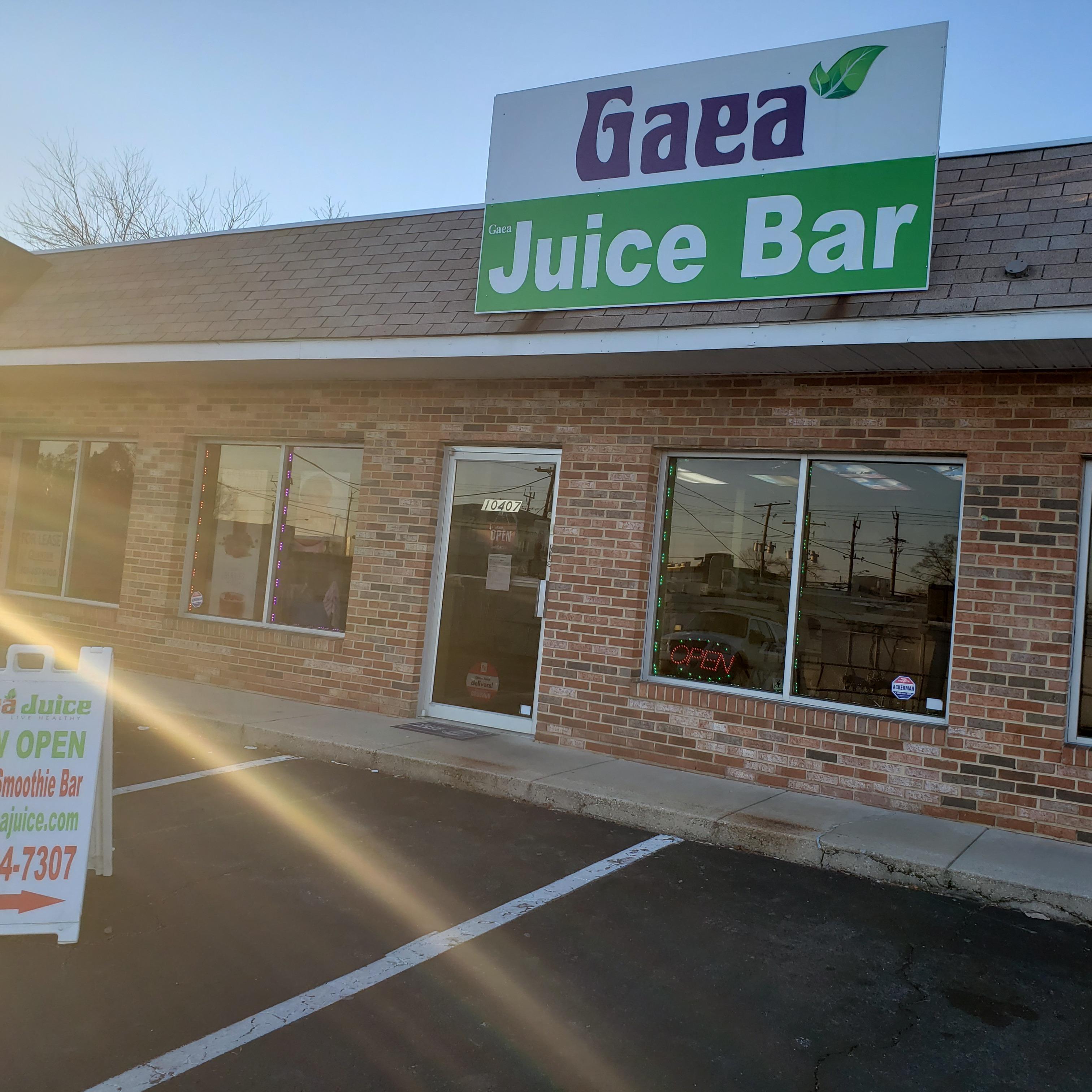 Gaea Juice | Acai Bowl | Food | Juice Cleanse | Smoothie