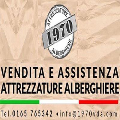 1970 Attrezzature Alberghiere