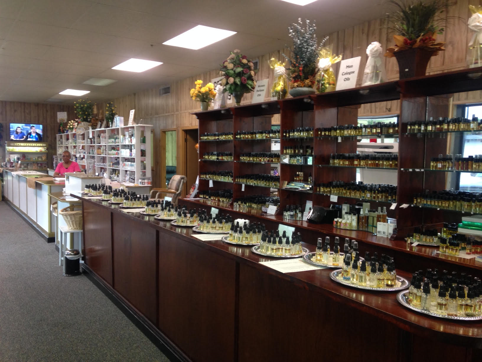 The Fragrance & Herbalist Shoppe image 1