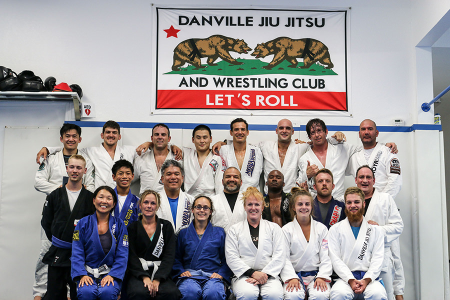 Danville Jiu Jitsu, Wrestling & Kickboxing image 1