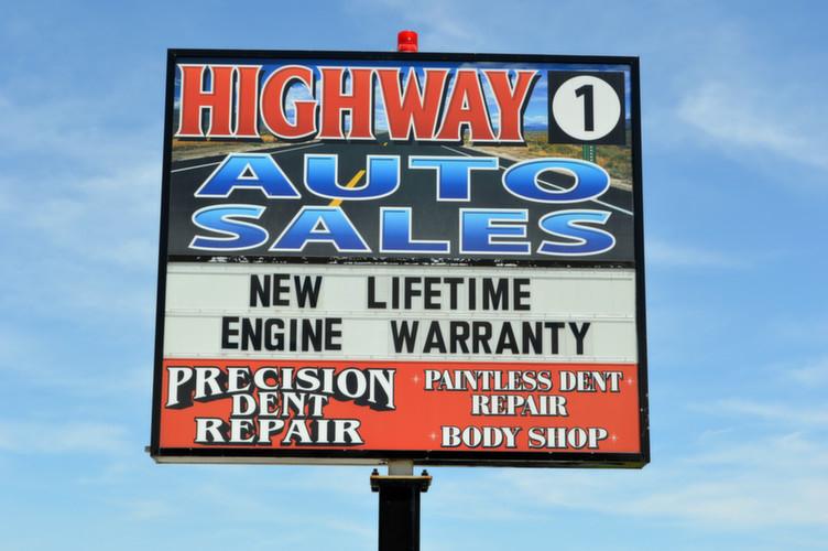 Highway 1 Auto Sales & Service