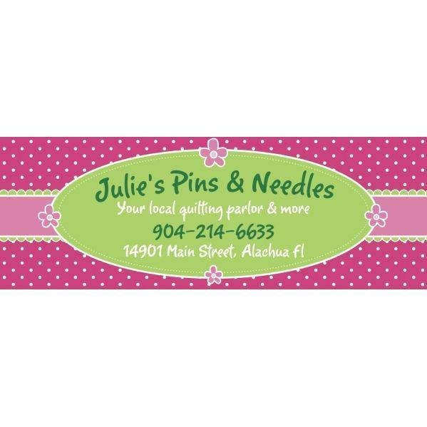 Julie's Pins & Needles
