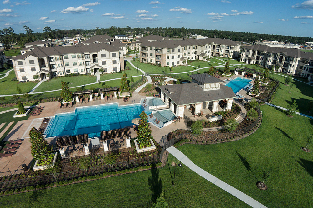 The Preserve At Spring Creek Apartments