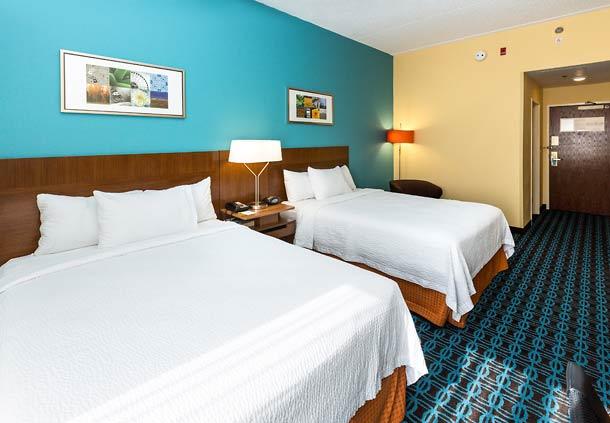 Fairfield Inn & Suites by Marriott Des Moines West image 11