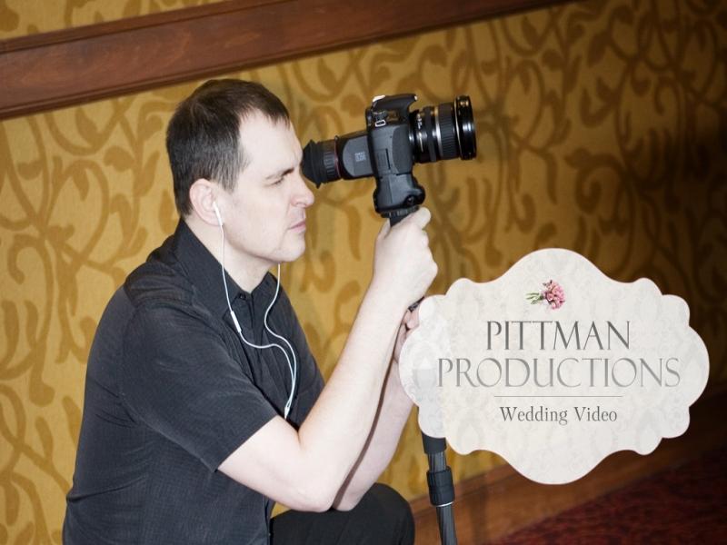 Pittman Productions Wedding Video image 1