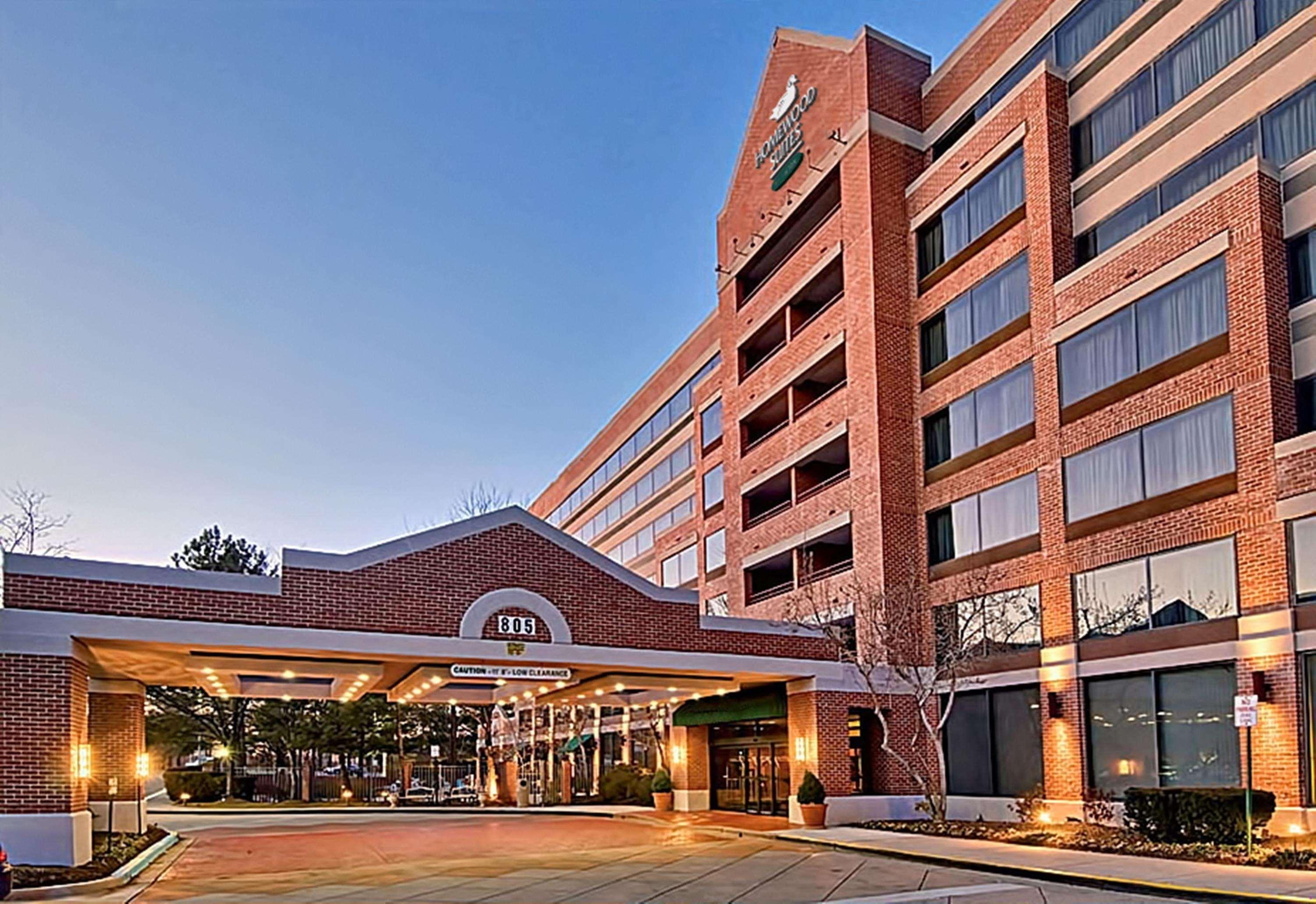 Homewood Suites by Hilton Gaithersburg/ Washington, DC North