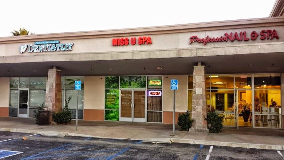 Massage Therapist in CA Ontario 91764 Miss U Massage & Spa 4275 Concours, Ste 110  (909)987-7878