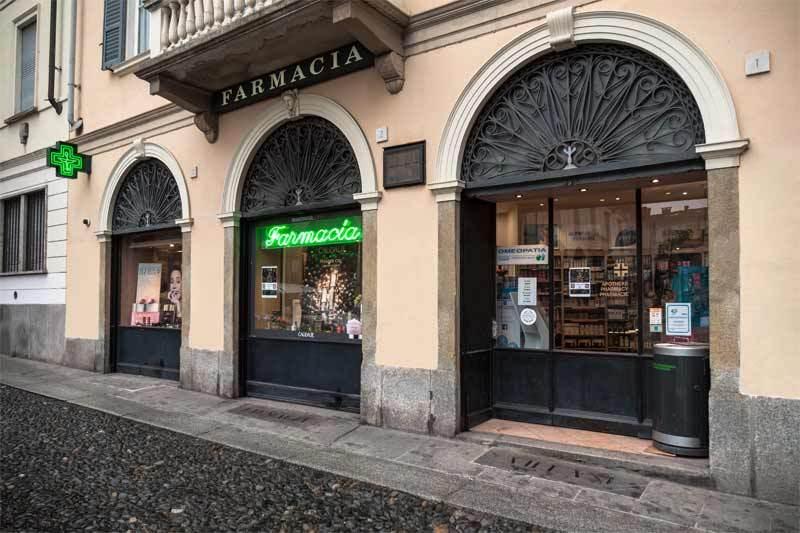 Farmacia Villani Pavia