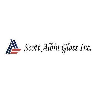 Scott Albin Glass Inc. Logo