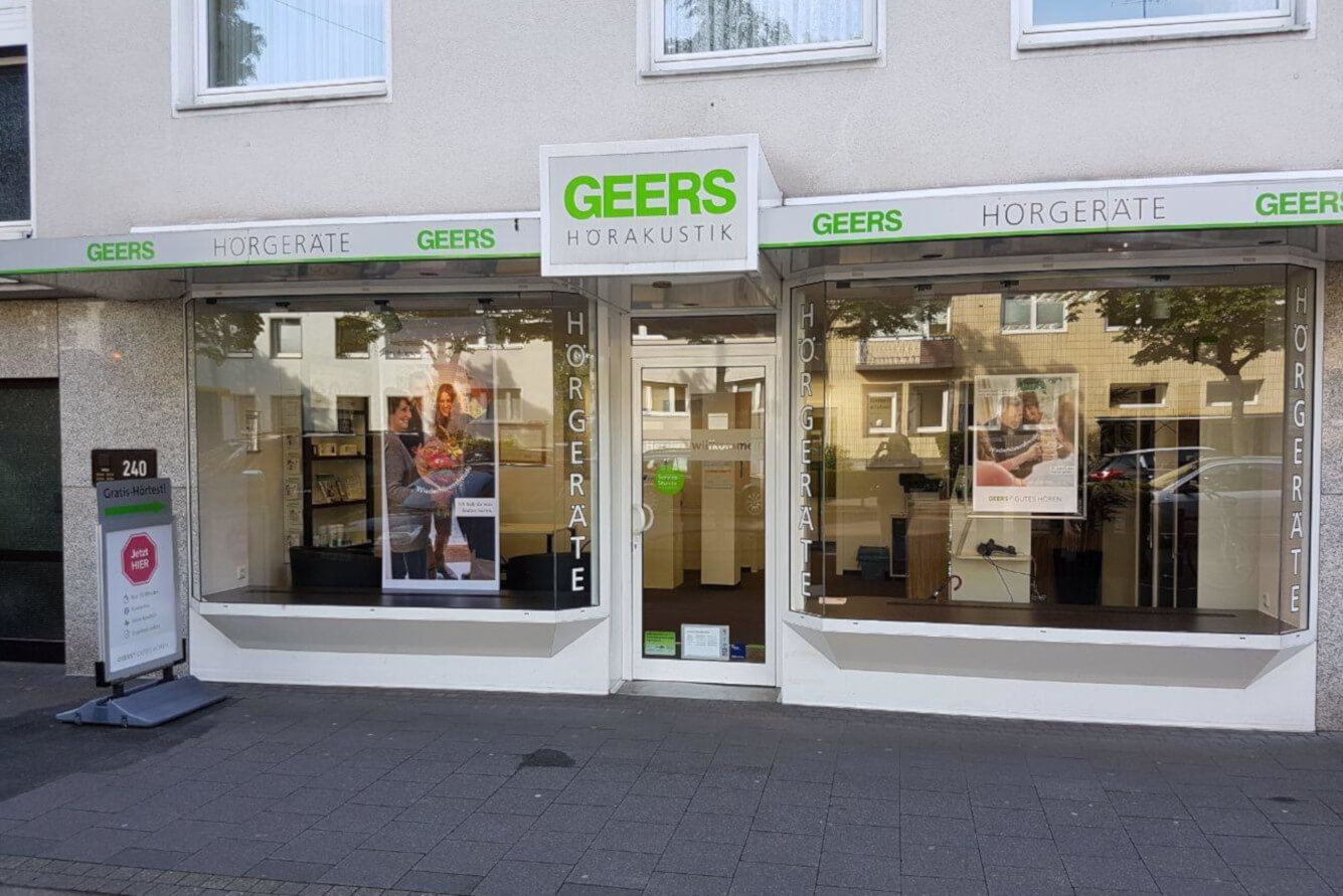 GEERS Hörgeräte, Dürener Str. 240 in Köln