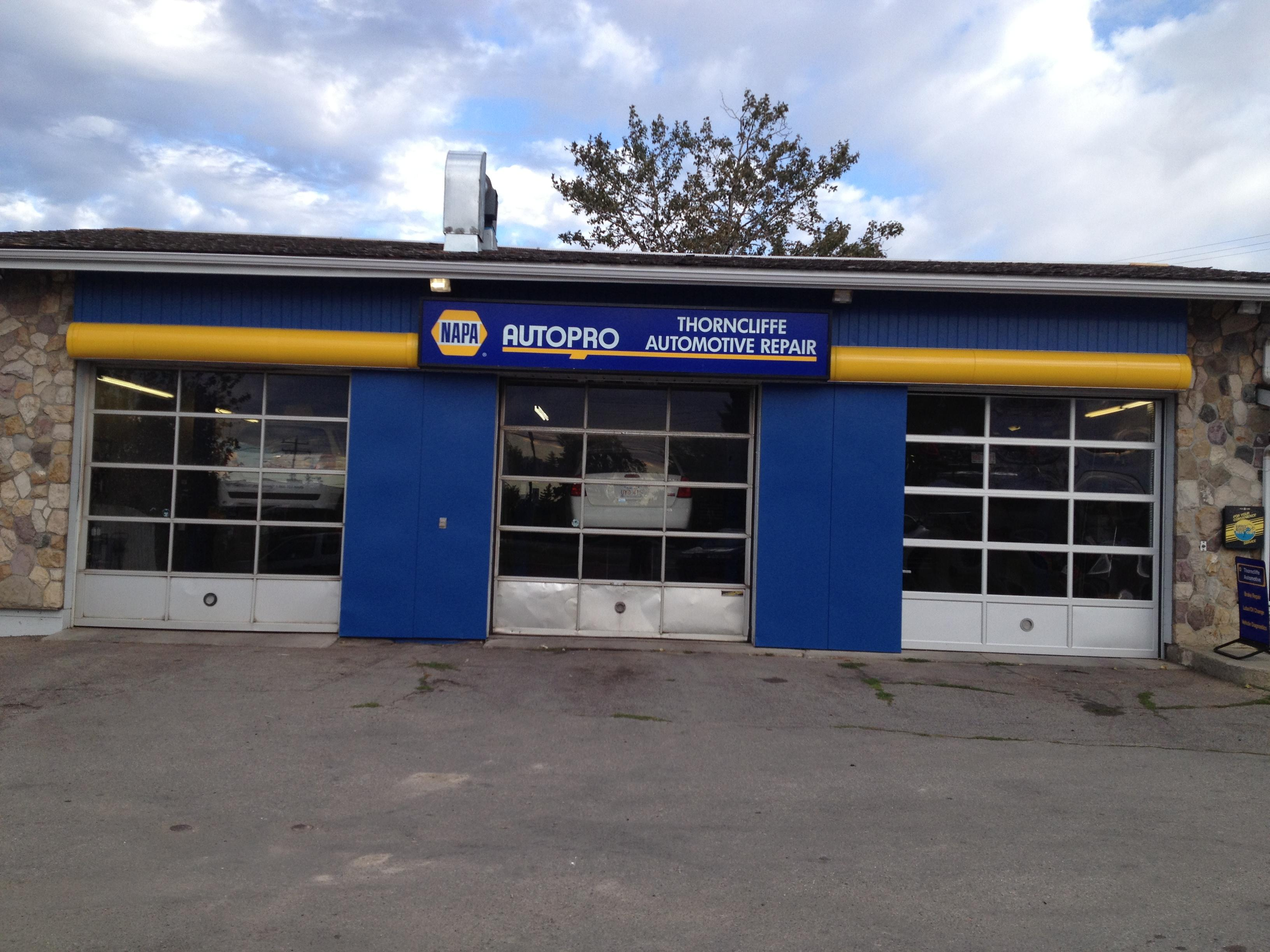 Thorncliffe Automotive Repair
