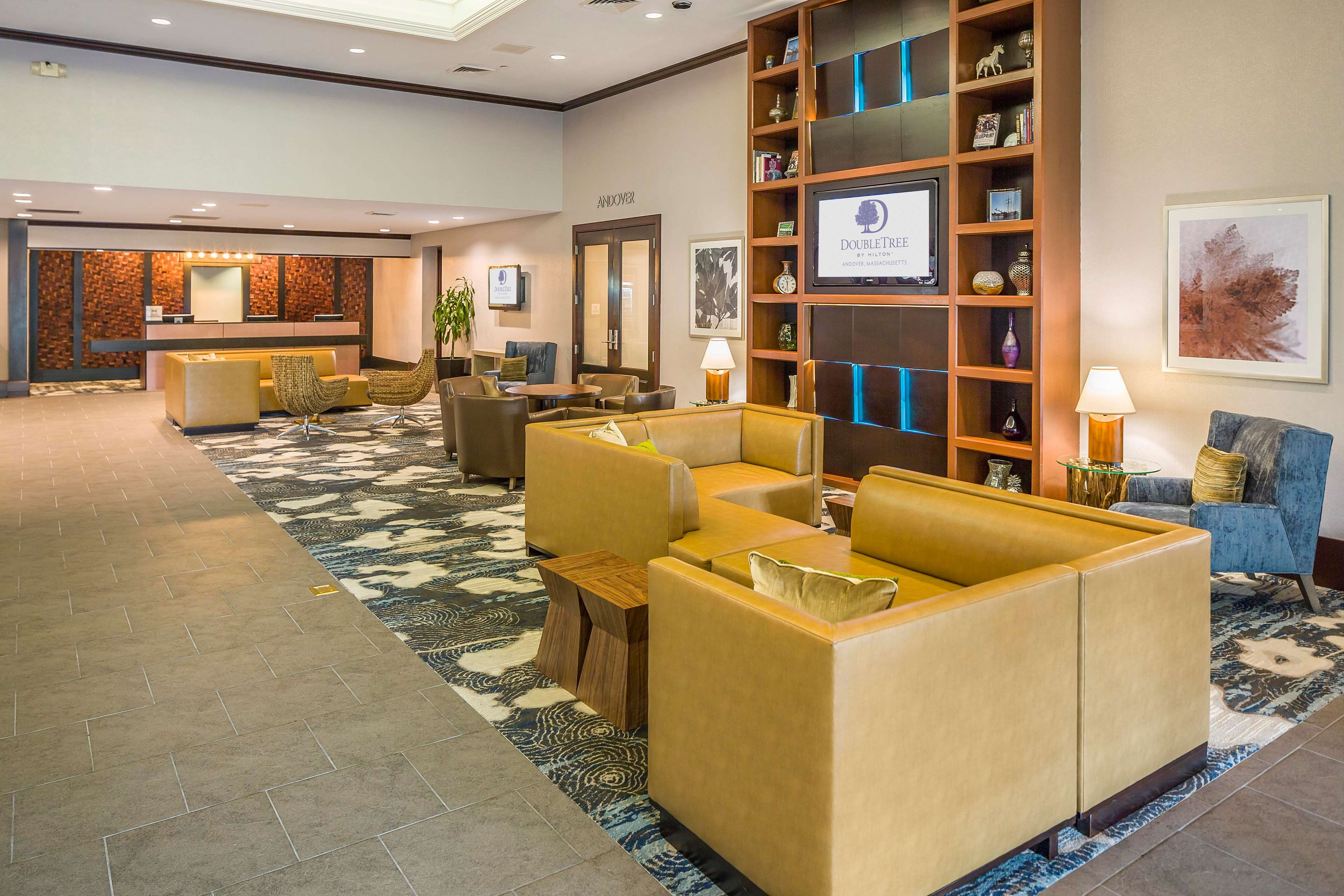 DoubleTree by Hilton Boston - Andover image 45