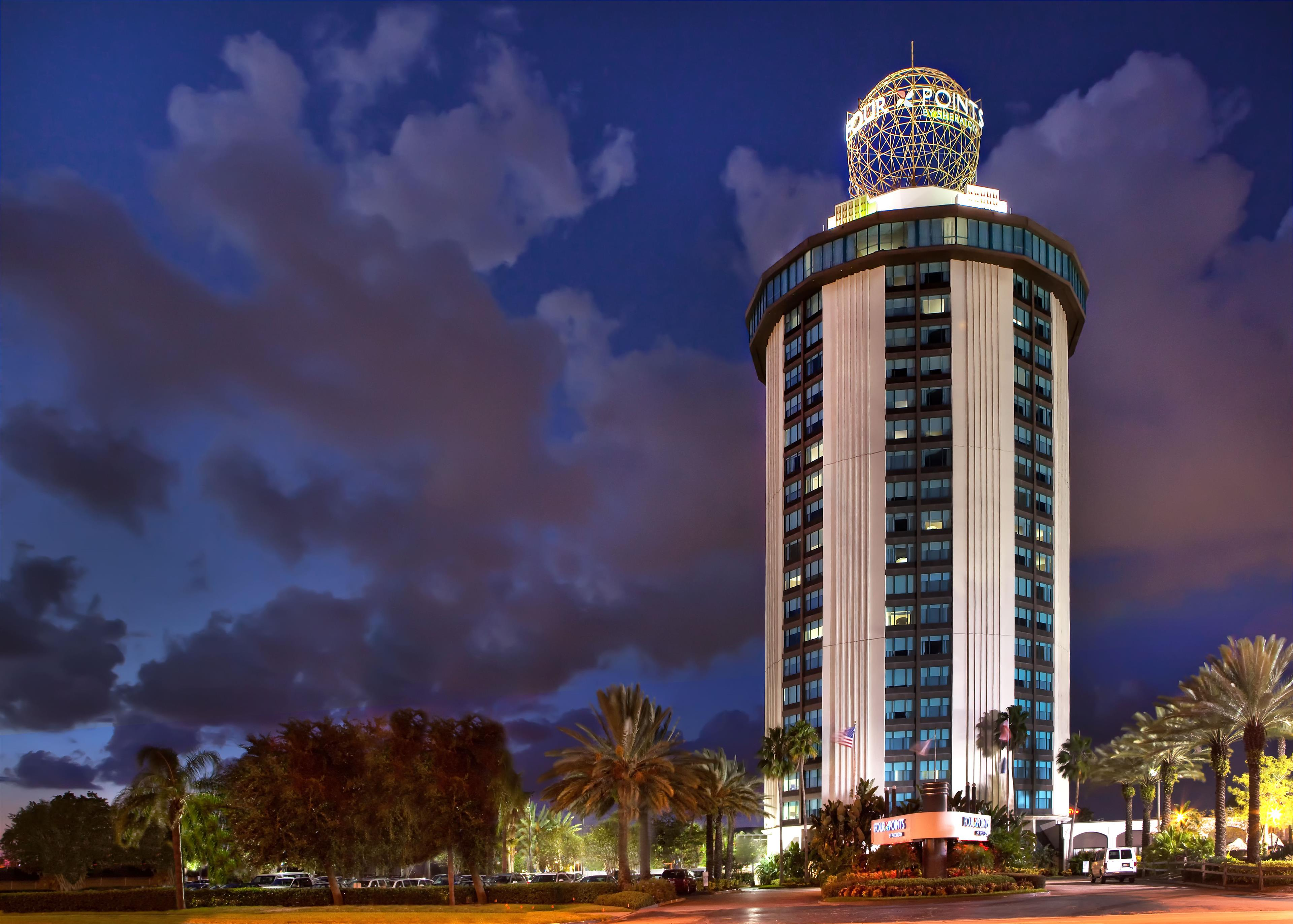 Four Points by Sheraton Orlando International Drive 5905 ...
