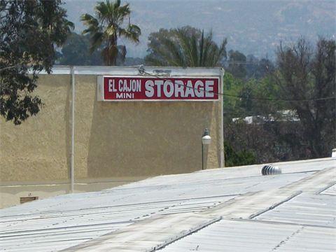 El Cajon Mini Storage in El Cajon, CA  6193750532