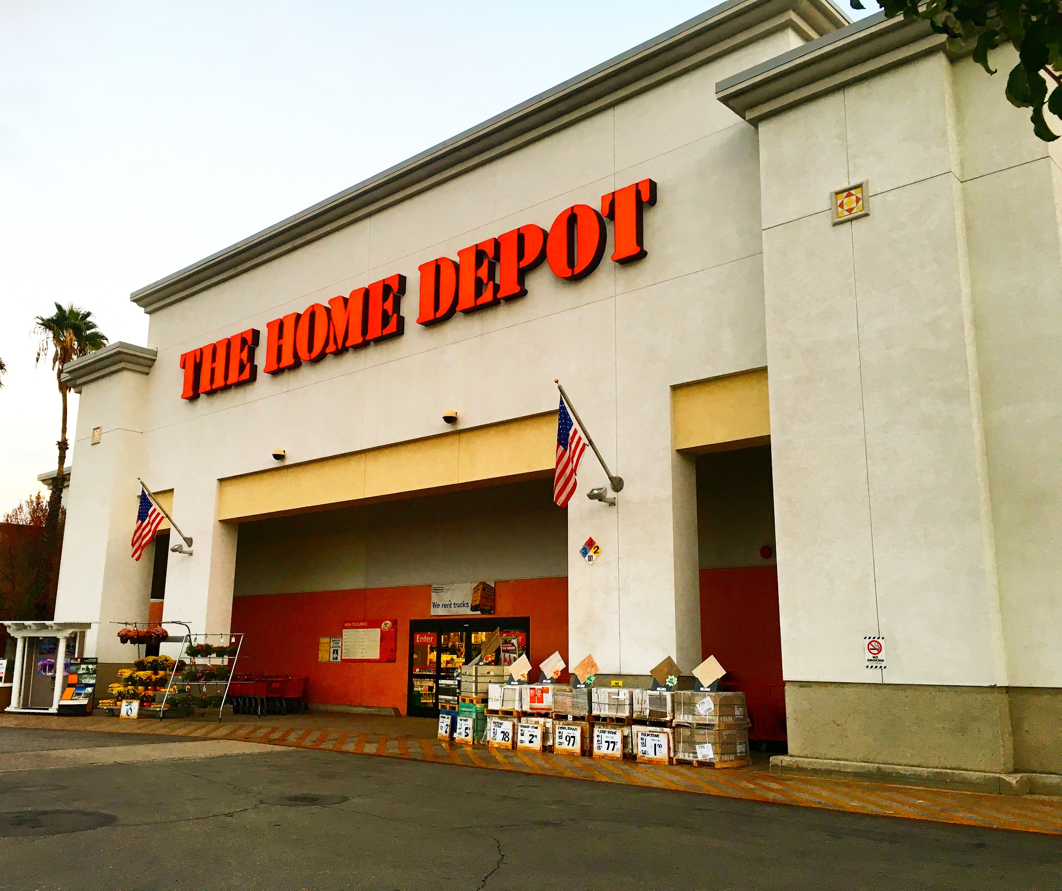 The Home Depot 11884 Foothill Blvd Rancho Cucamonga, CA Home Depot    MapQuest