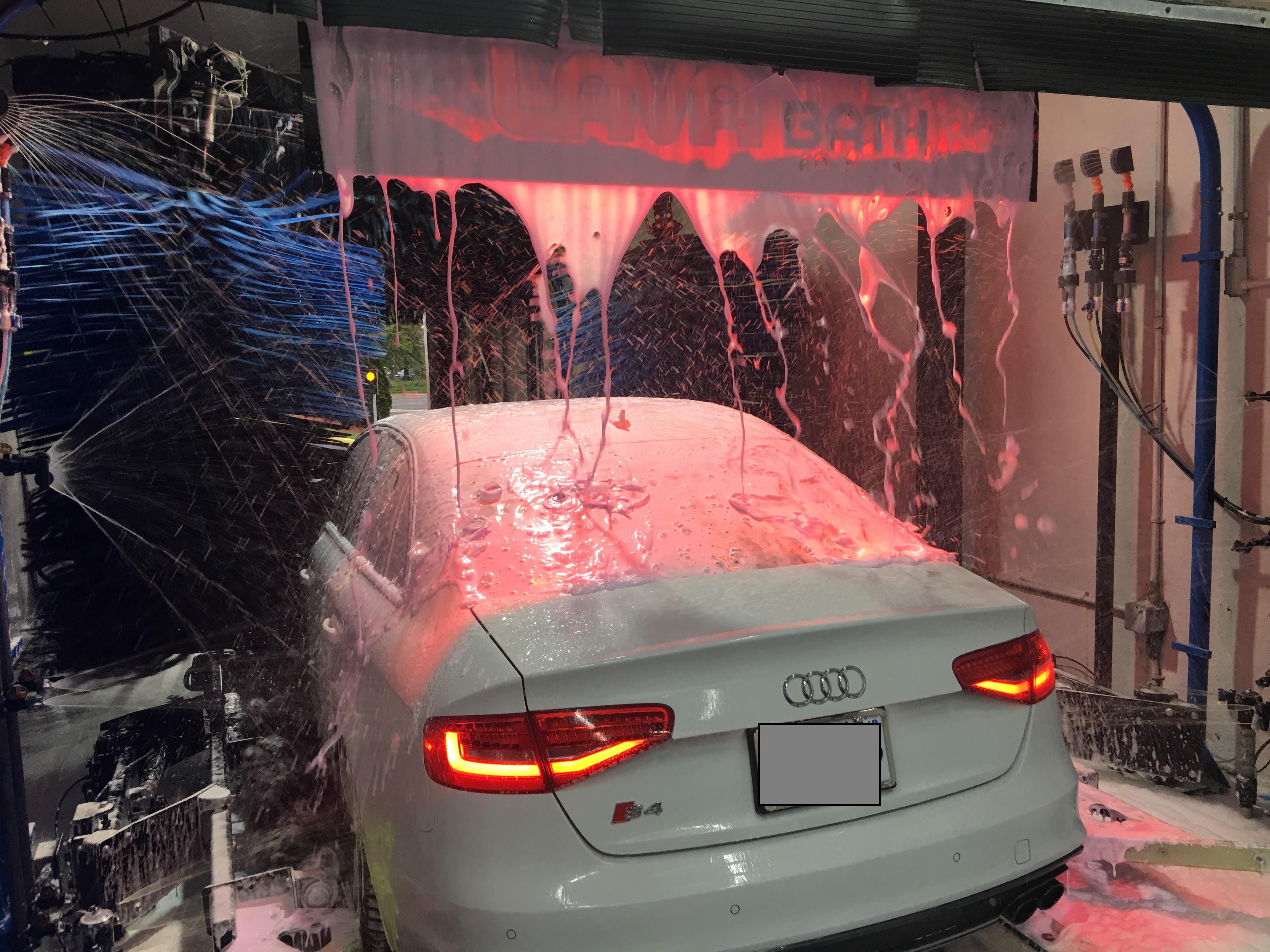 Car Wash Leesburg Va: Auto Car Wash At Shell In Falls Church, VA