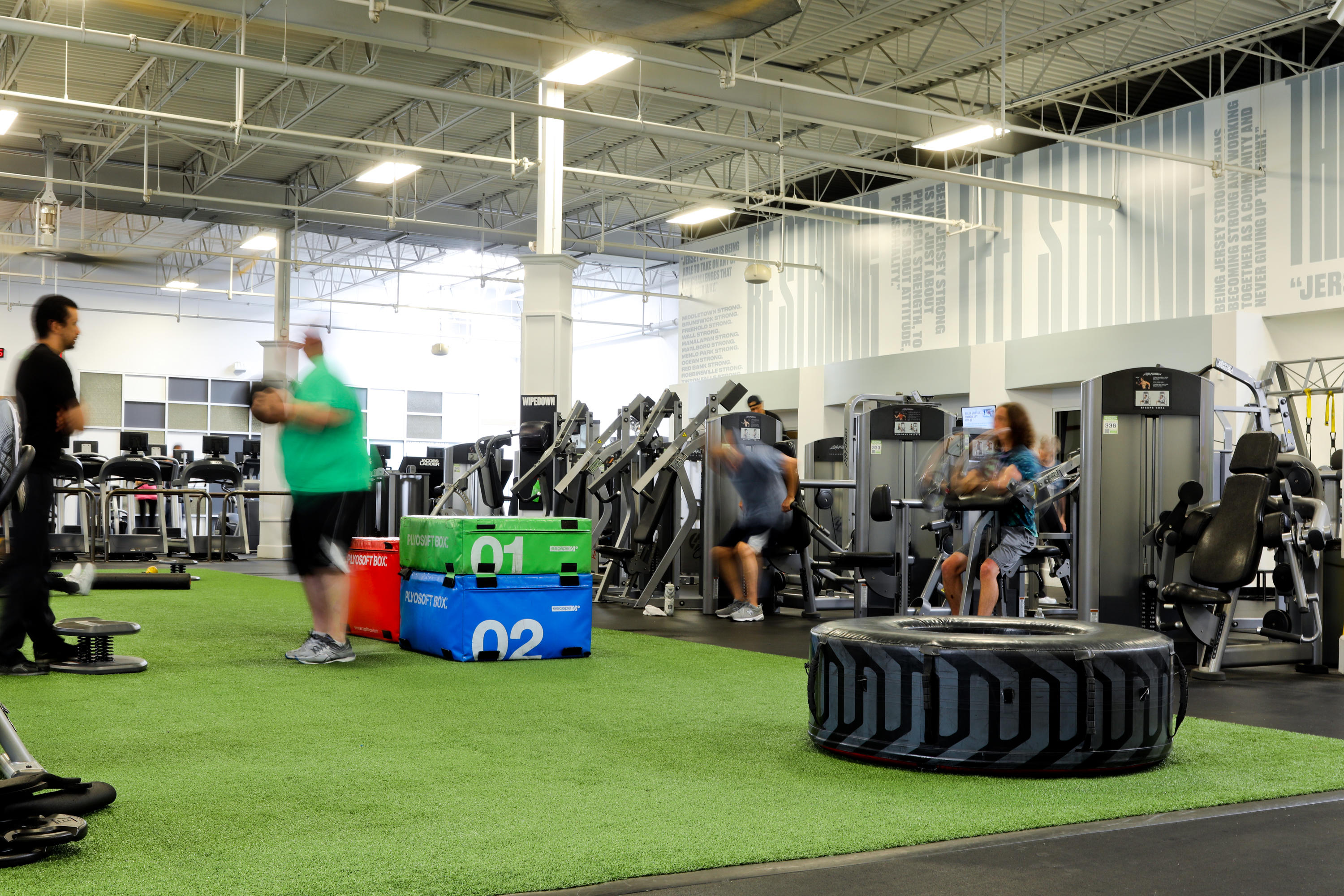 Jersey Strong Gym In 1825 Route 35 Wall Nj 07719