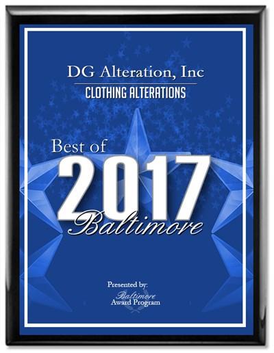 DG Alteration, Inc image 3