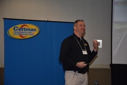 Cottman Transmission Corporate image 1