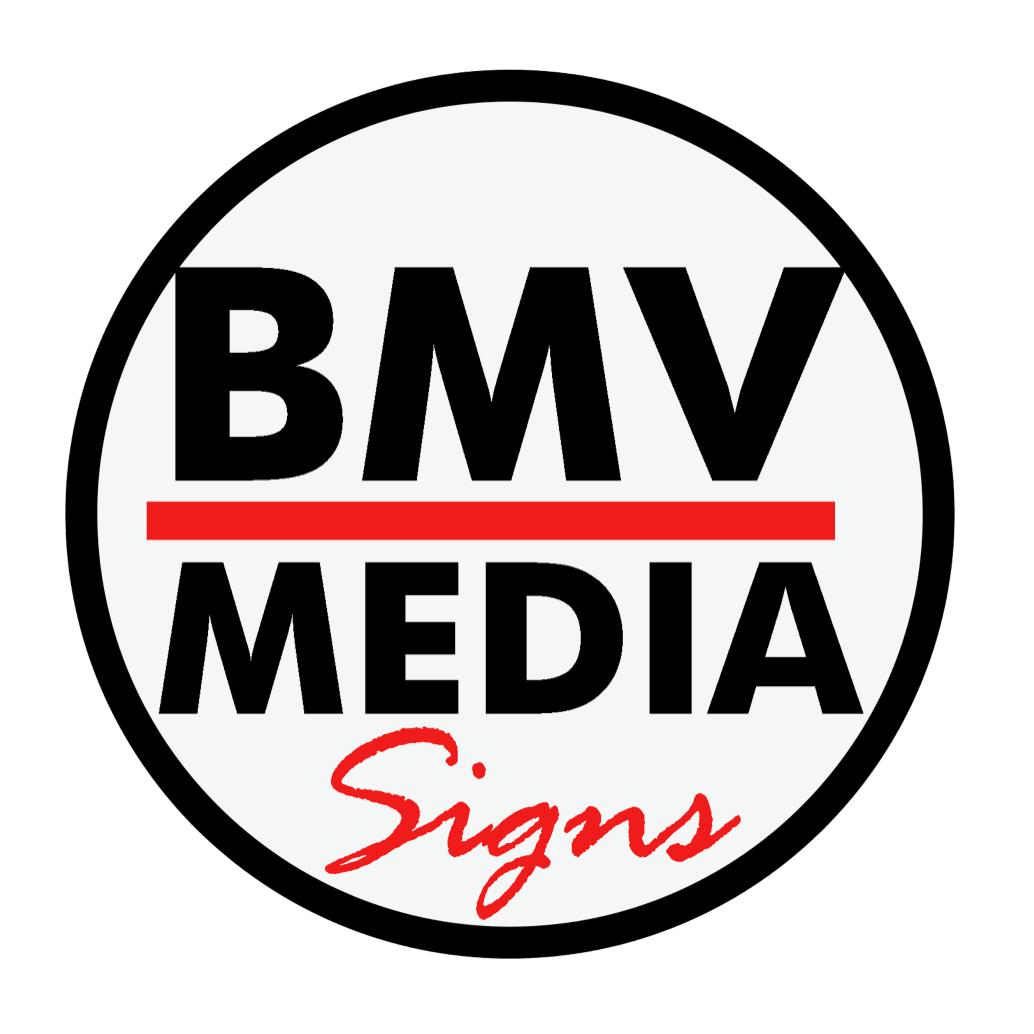 BMV Media Signs