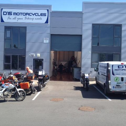 D15 Motorcycles