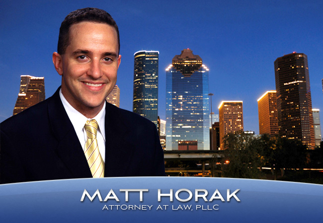 Matt Horak, Attorney at Law, PLLC - ad image