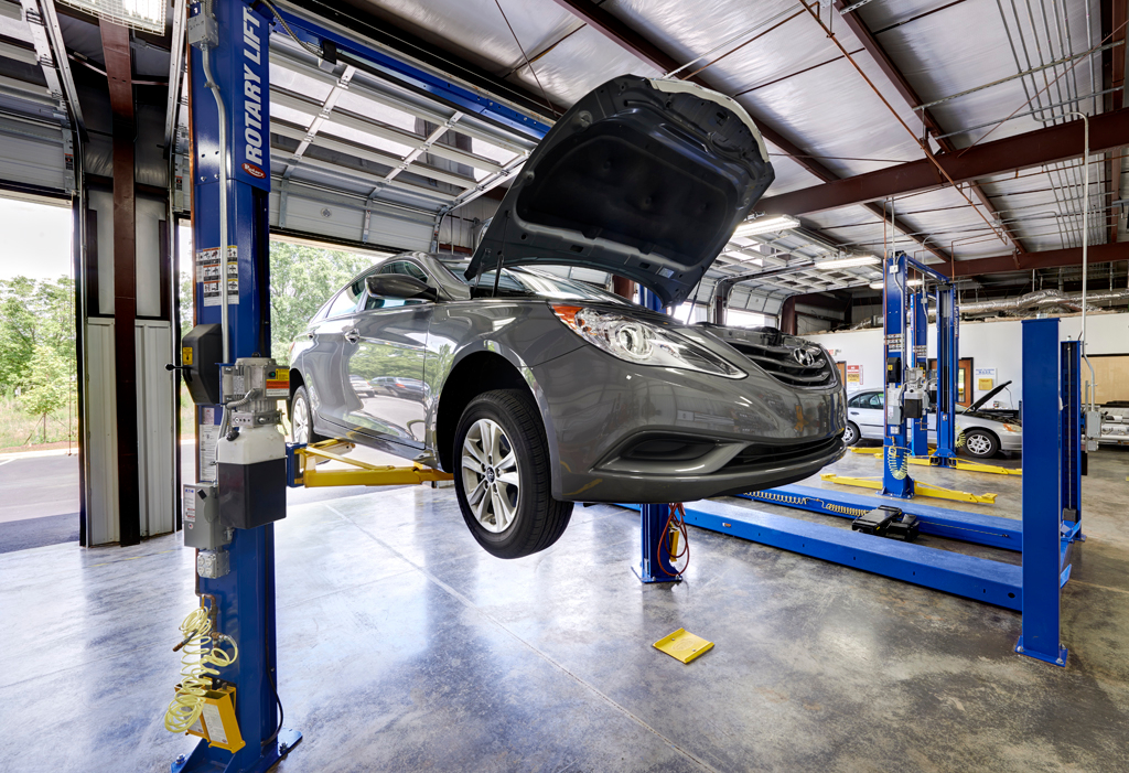 Meineke Car Care Center - ad image