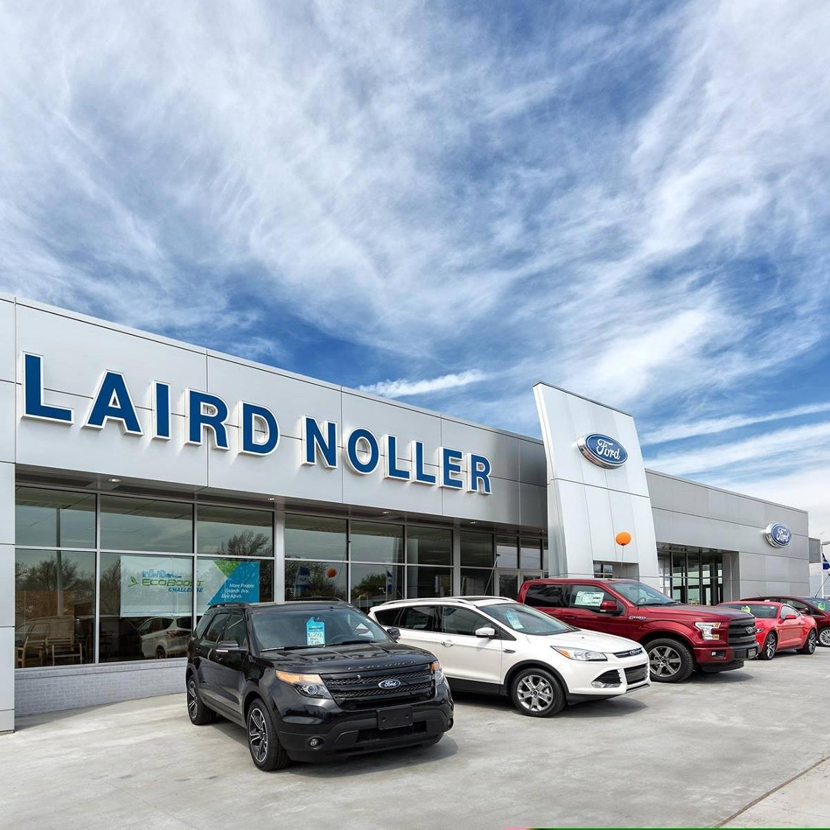 Laird Noller Ford Topeka image 0