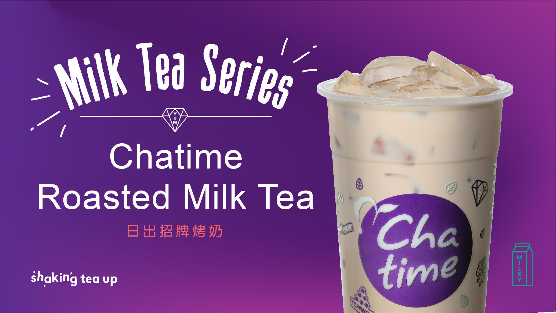 Chatime Bubble Tea & Slurping Noodles image 28