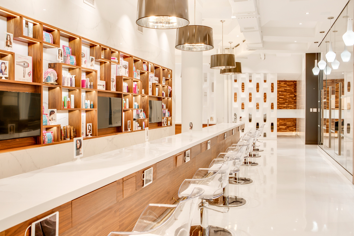 Oneblowdrybar at 151 west 34th street new york ny on fave for 37th street salon