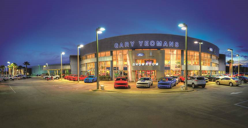 Gary Yeomans Ford Lincoln image 1