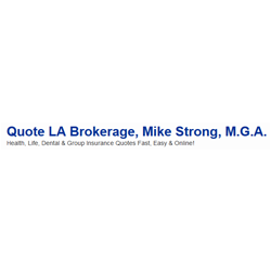 Quote LA Brokerage, Mike Strong, M.G.A.