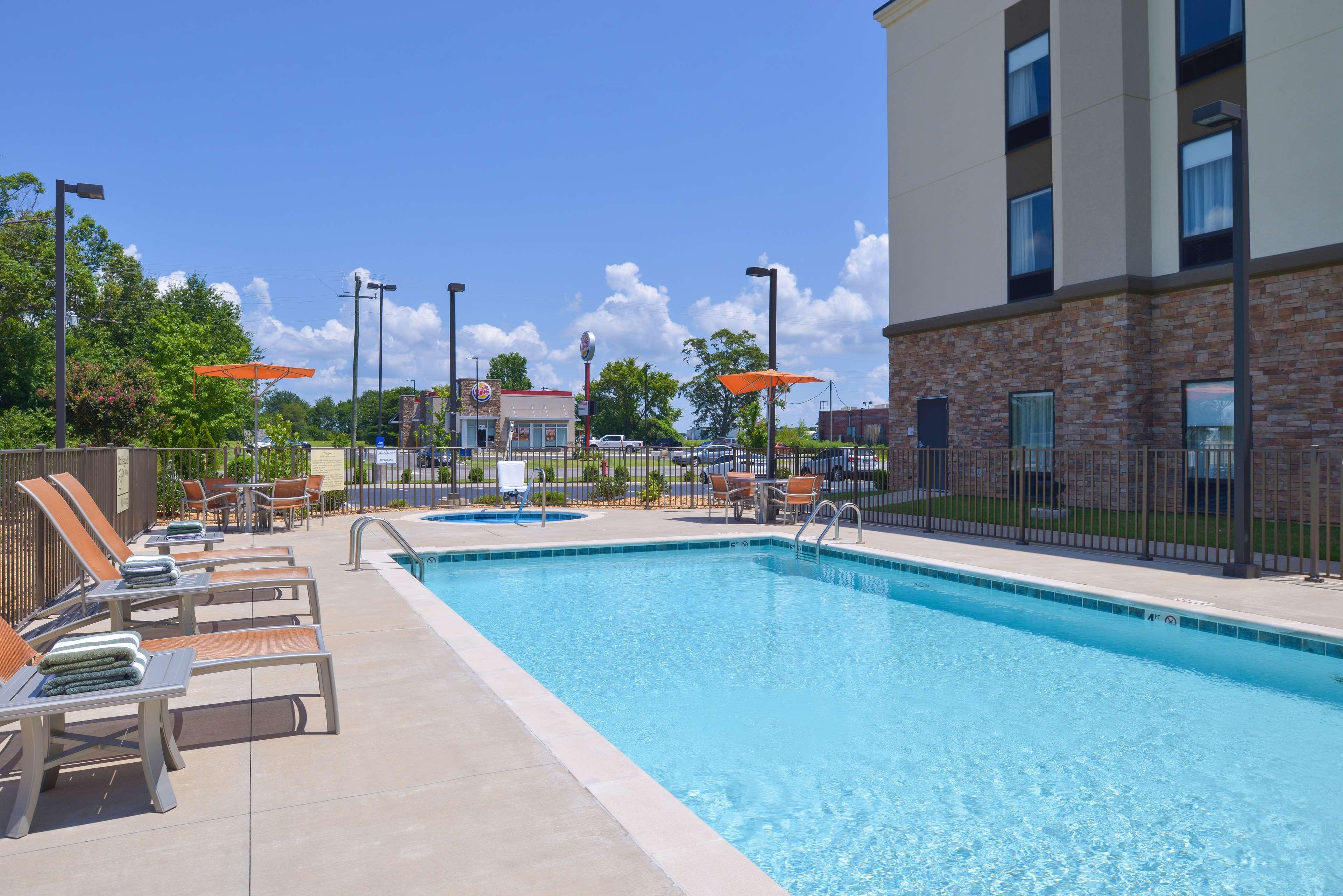 Hampton Inn & Suites Lonoke image 8