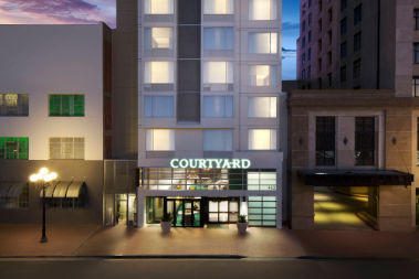 Courtyard by Marriott San Diego Gaslamp/Convention Center