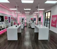 Interior photo of T-Mobile Store at S Range Line Rd & 18th St, Joplin, MO