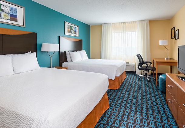 Fairfield Inn & Suites by Marriott Jackson image 2