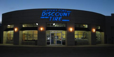 Rocky Ford Discount Tire image 0