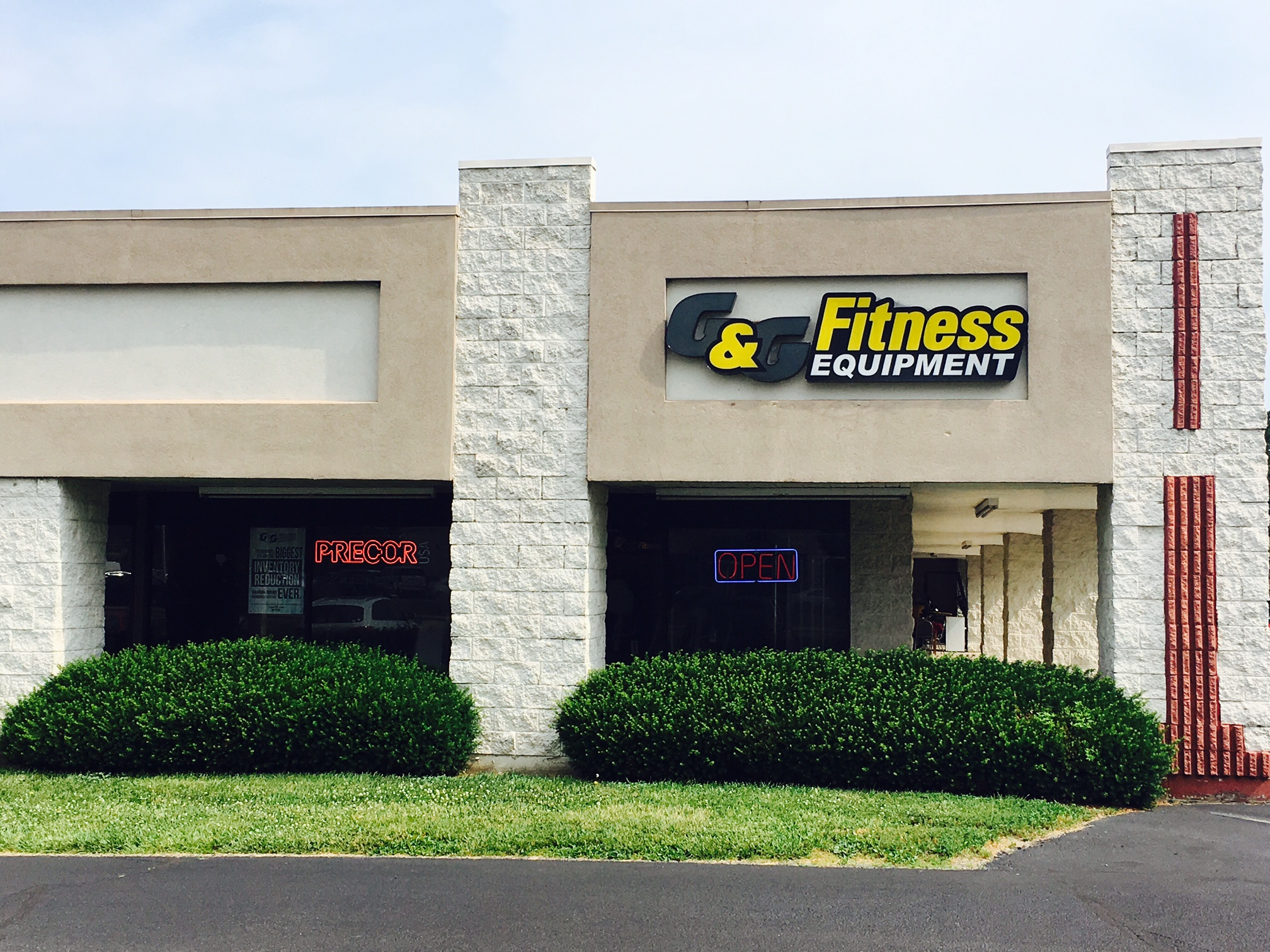 G&G Fitness Equipment - Dayton image 1