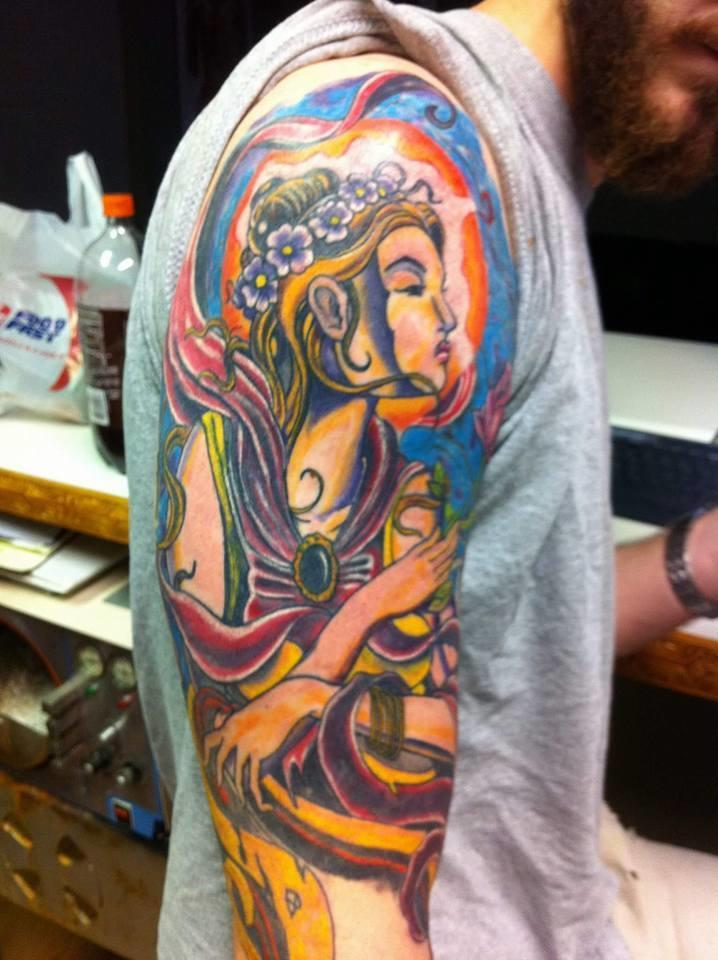 Art & Soul Tattoo Studio image 29