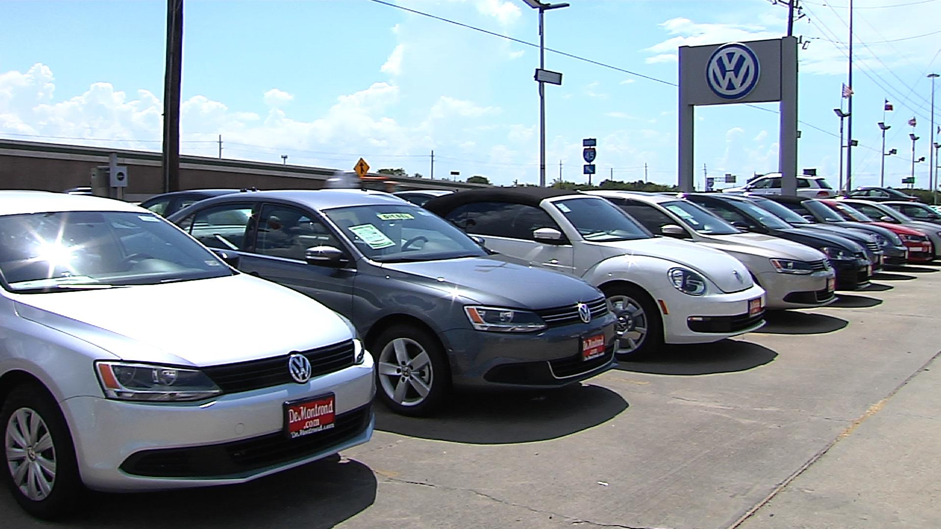 DeMontrond Volkswagen image 1