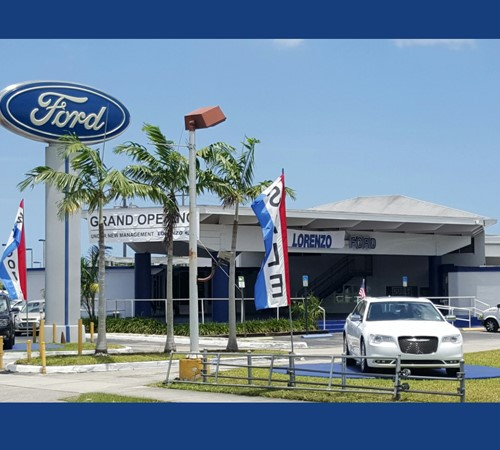 Used Car Dealerships In Miami: Lorenzo Ford In Homestead, FL