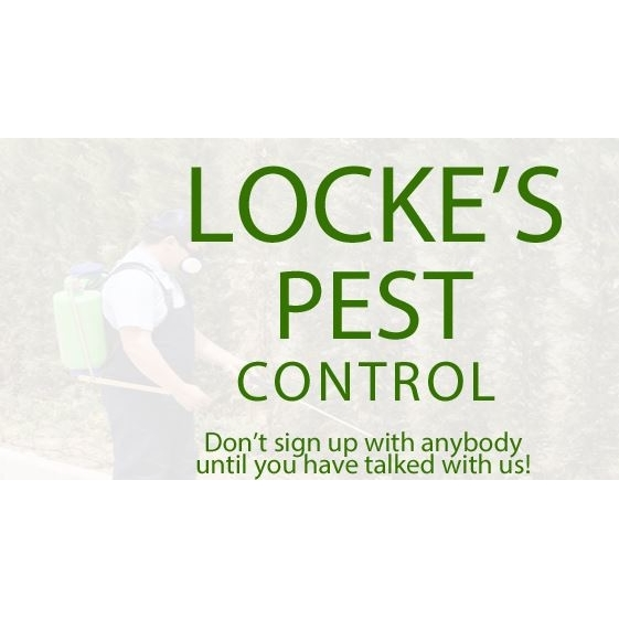Locke's Pest Control and Pest Management