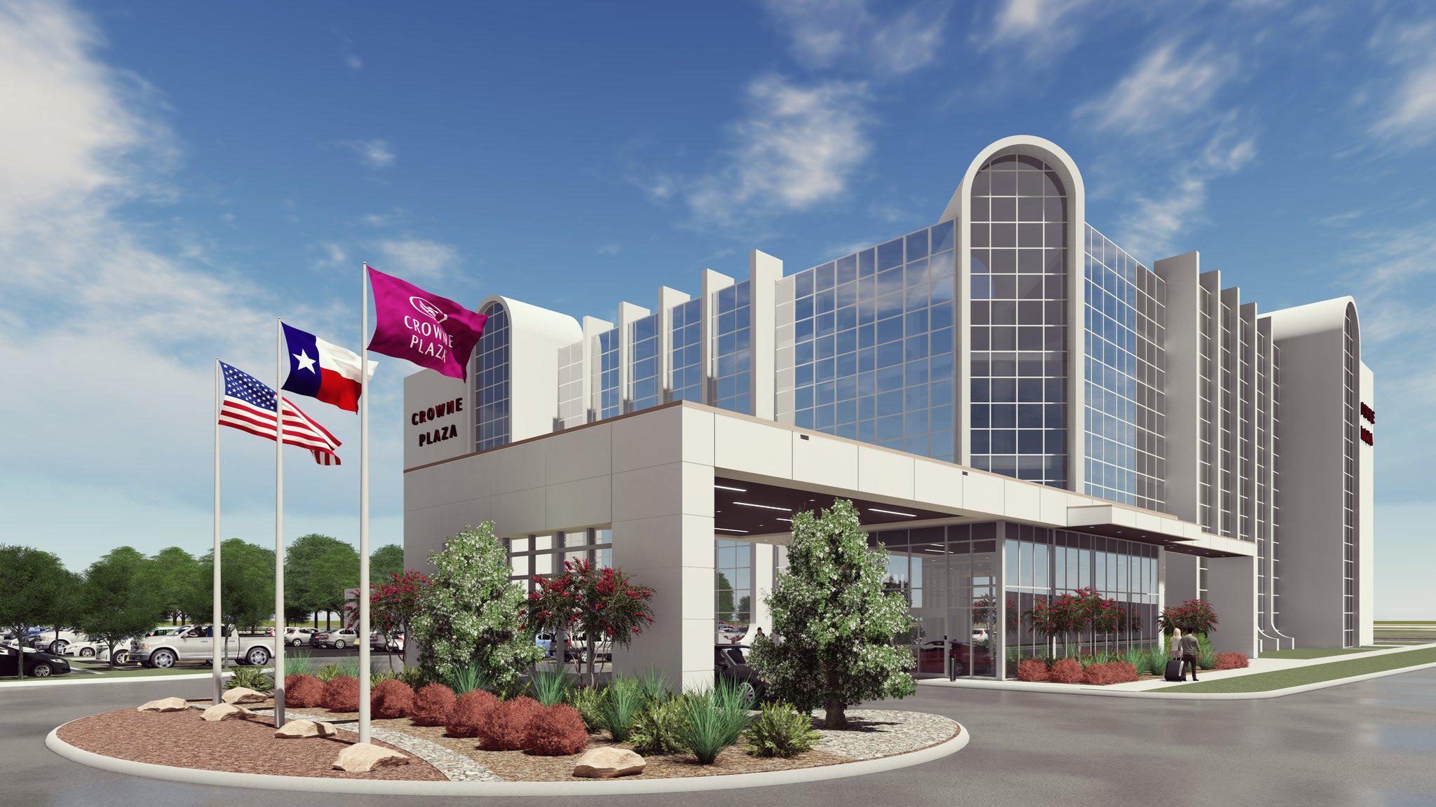 Crowne Plaza Suites Arlington - Ballpark - Stadium, an IHG Hotel
