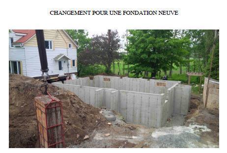 Les Fondations Du Québec Inc à Château-Richer